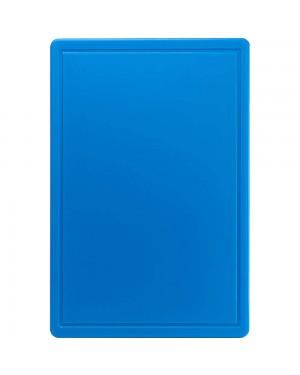 Deska do krojenia 600x400x18 mm niebieska