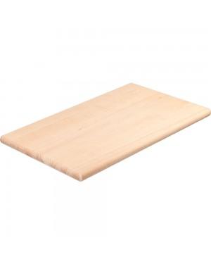 Deska drewniana gładka 500x300