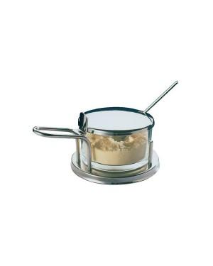 CLASSIC pojemnik na cukier/parmezan śr 10.5cm wys 7cm