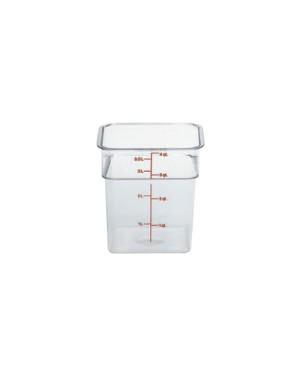 CAMBRO Pojemnik 18.5x18.5x18.7cm poliwęglan