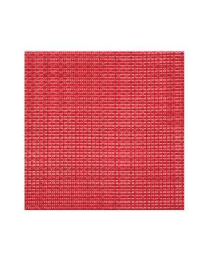 APS podkładka pod talerze 45x33cm czerwony
