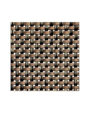 APS podkładka pod talerze 45x33cm jasno-brązowy