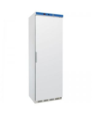 Szafa chłodnicza 350 l, wnętrze z ABS, biała lakierowana