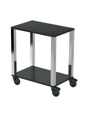 SMART wózek 2 półki 71x71x46cm