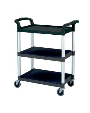 CAMBRO Wózek kelnerski max 136kg czarny