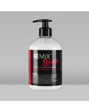 REMIX BHP - środek do mycia silnie zabrudzonych rąk poj. 0,5 l.