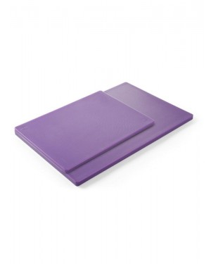 Deska do krojenia HACCP 450x300 fioletowa dla alergików