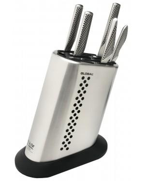 Komplet 5 noży w bloku Global 835BD-SET5