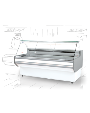 Lada chłodnicza model L-A wym. 1220x1070x1220mm