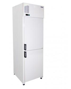 Szafa chłodnicza biała 670 l drzwi dzielone model SCH-Z AG/2D
