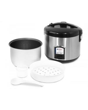 Urządzenie do gotowania ryżu z funkcją gotowania na parze - 1,8 L