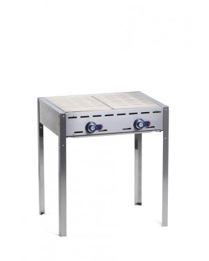 Grill Green Fire Kitchen Line 2-palnikowy