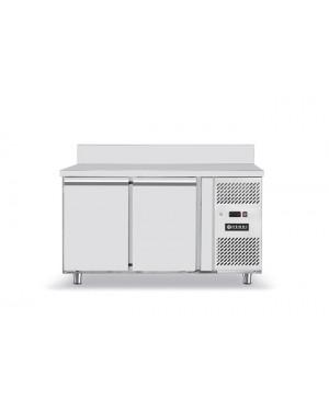 Stół chłodniczy Profi Line 2-drzwiowy z agregatem bocznym, linia 700