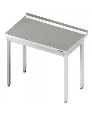 Stół przyścienny bez półki 1000x600x850 mm skręcany