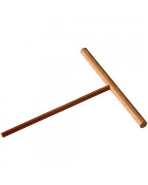 Szpatuła drewniana okrągła