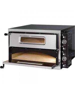 Piec do pizzy dwupoziomowy Gredil 2x4x35 cm