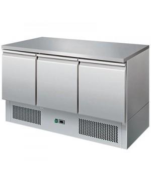 Stół chłodniczy 3 drzwiowy agregat na dole