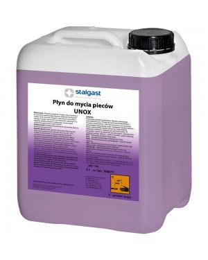 Plyn myjąco-nabłyszczający do pieców Unox 5l