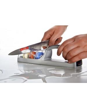Ceramiczna ostrzałka wodna 550 szaro-czarna MinoSharp PLUS 3 Global 550/GB