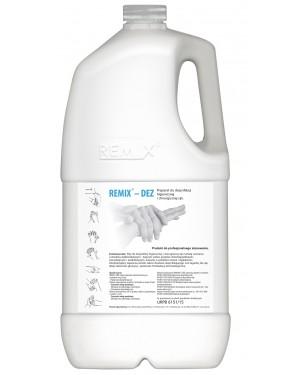 Remix DEZ - środek do dezynfekcji chirurgicznej rąk poj. 3 l.