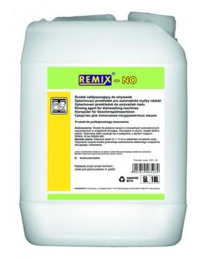REMIX NO - Płyn nabłyszczający do zmywarek poj. 5 l.