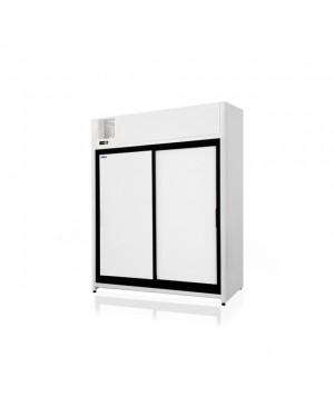 Szafa chłodnicza biała drzwi rozsuwane 1340 l model SCH-ZR AG