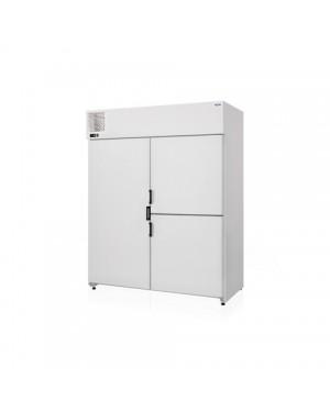 Szafa chłodnicza biała 1340 l drzwi dzielone model SCH-Z AG/3D