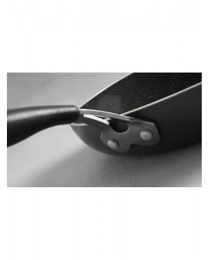 Patelnia aluminiowa  z teflonową powłoką nieprzywierającą śr. 320mm