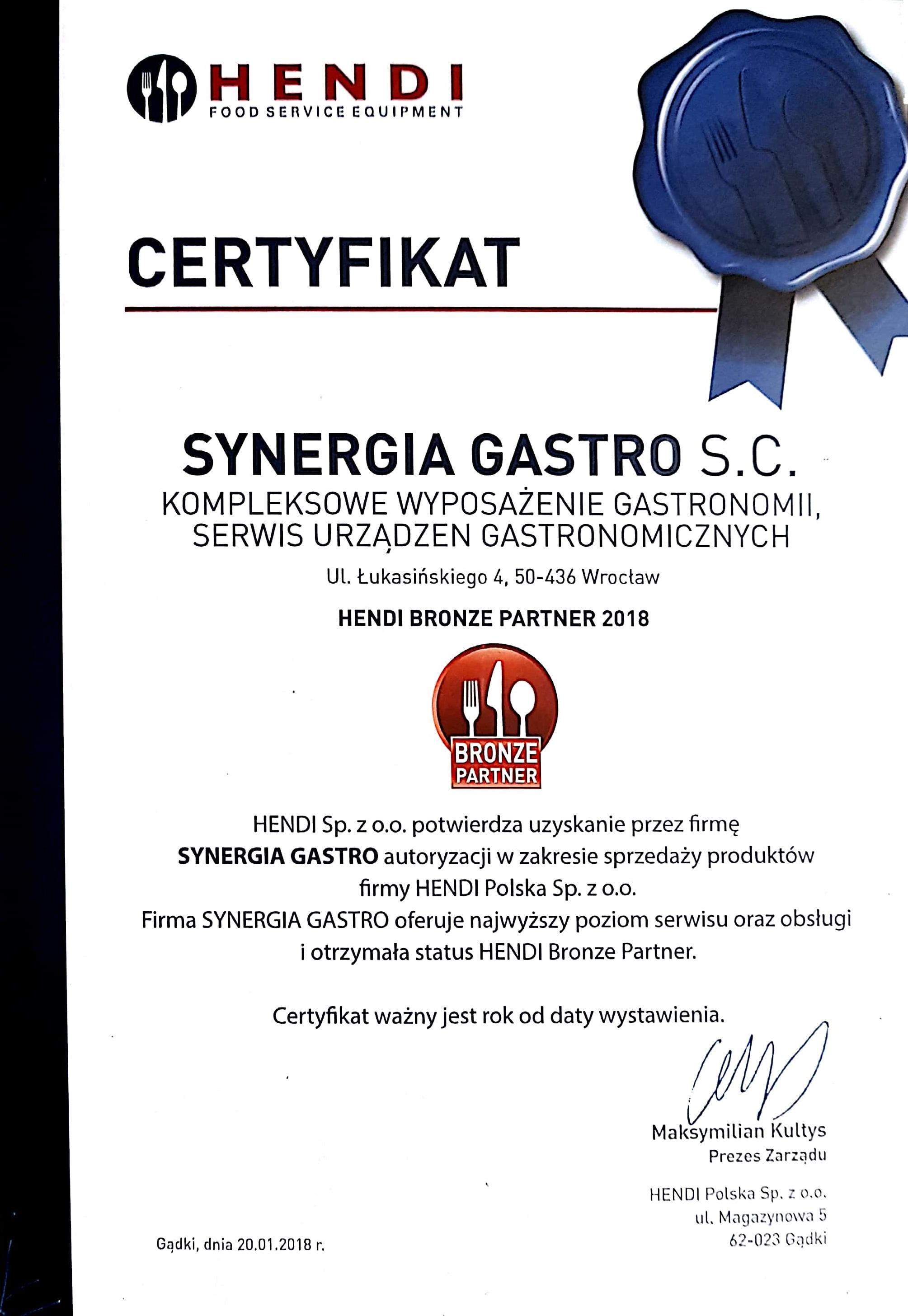 Synergia_Gastro_Certyfikat
