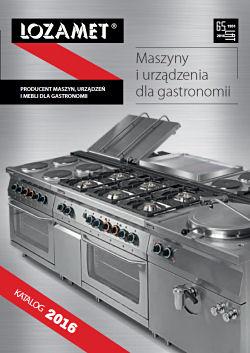 Maszyny i urządzenia dla gastronomii